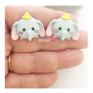Adorable Dumbo Earrings. 🆕